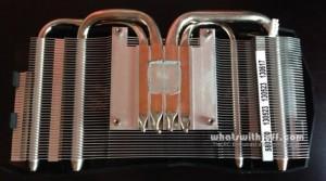 GTX760-DC2OC-2GD5 heatsink back
