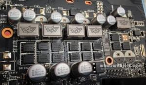 GTX760-DC2OC-2GD5 transistors