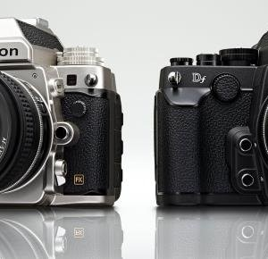 Nikon Df Specifications Comparison