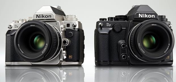 Nikon Df Specifications Comparison