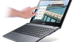 acer chromebook c720p touch