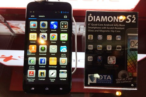 starmobile diamond s2 review
