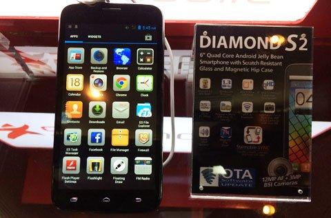 starmobile diamond s2 review