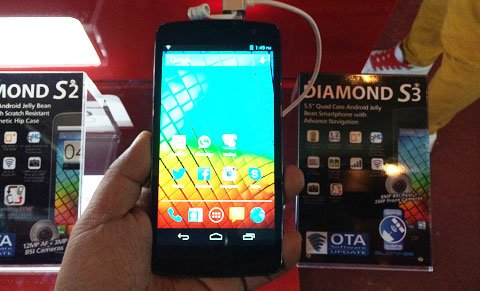 starmobile diamond s3 review