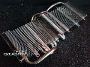 Asus DirectCU II Aluminum Heatsink Fins