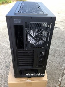 NZXT Source 530 Rear
