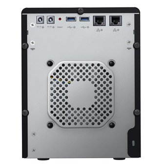 WD My Cloud EX4 Features