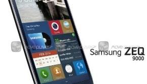 samsung zeq 9000 tizen smartphone