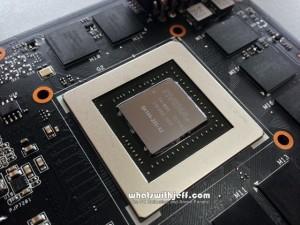 Asu ROG MARS GK104 chip right