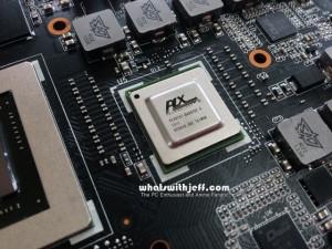Asu ROG MARS PLX chip