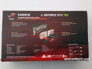 Asu ROG MARS box back
