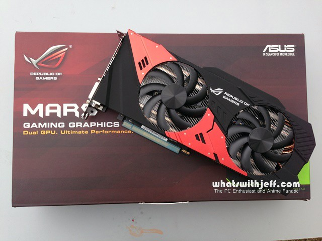 Asus ROG MARS 760 Review