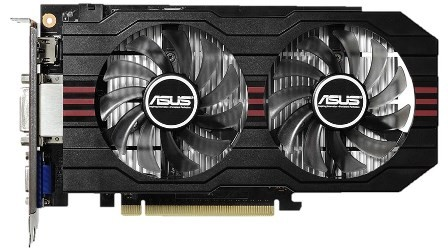 asus gtx 750 ti oc 2gb specifications