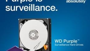 wd purple surveillance drive specifications