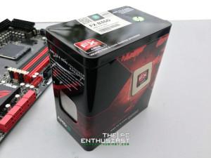 AMD FX 8350 Vishera
