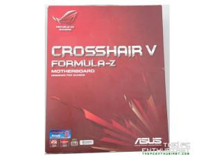 Asus Crosshair V Formula Z Box Front