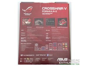 Asus Crosshair V Formula Z Box Back