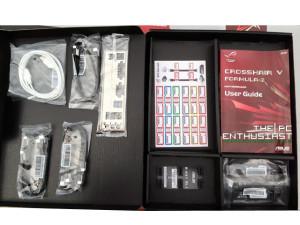 Asus Crosshair V Formula Z accessories