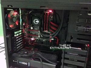 NZXT Kranken X60 with Intel Core i7 4770K