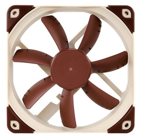 Noctua NF S12A PWM FLX ULN Case Fan Review