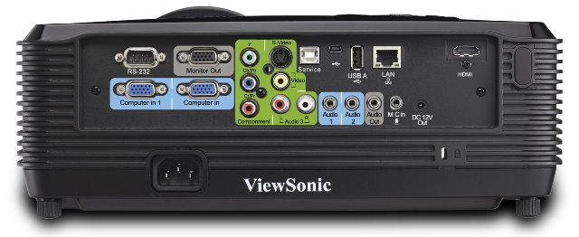 ViewSonic PRO8600 DLP Projector Specifications