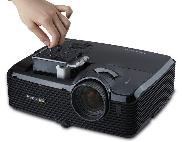 ViewSonic PRO8600 DLP Projector price