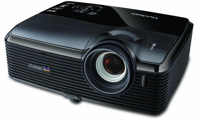 ViewSonic PRO8600 DLP Projector