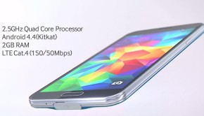 What Can the New Samsung Galaxy S5 Do