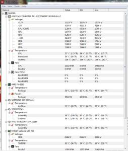 amd 8350 stress test prime95
