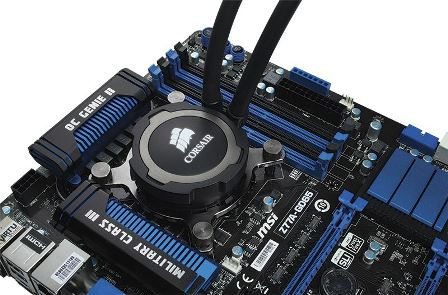 corsair h105 review