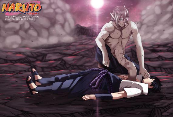 naruto chapter 668
