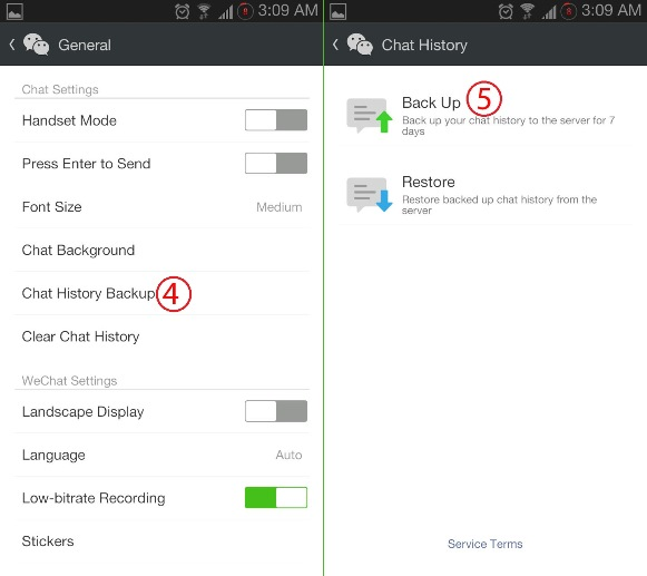 wechat chat history backup 002