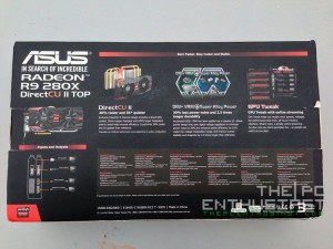 Asus R9 280X DirectCU II Top Box