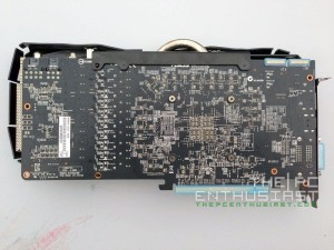 Asus R9280X-DC2T-3GD5 Back