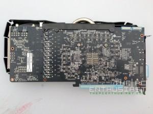 Asus R9280X-DC2T-3GD5 Back