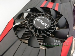 Asus R9280X-DC2T-3GD5 CoolTech Fan
