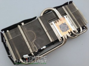 Asus DirectCU II Heatsink