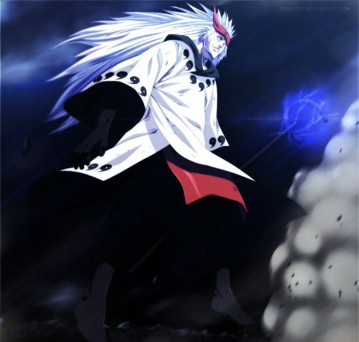 Naruto 674 Madara vs Naruto