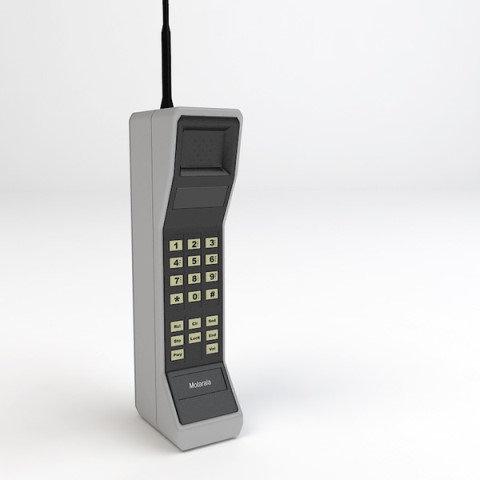 old motorola cellphone