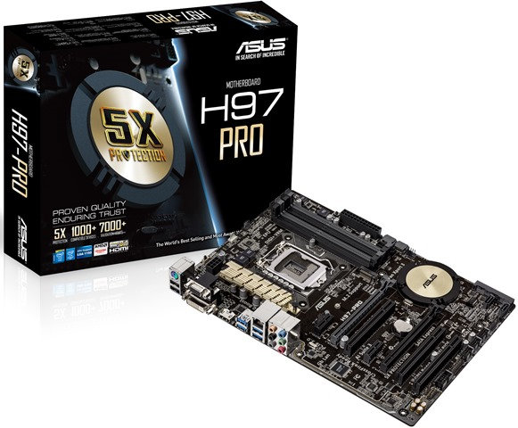 Asus H97 Pro Motherboard