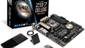 Asus Z97 DELUXE (NFC and WLC)