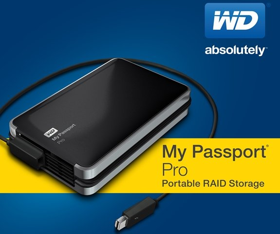WD My Passport Pro reviews