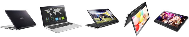 Asus Transformer Book Flip specifications