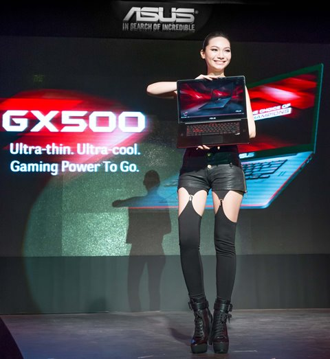 The world's thinest 15-inch gaming notebook_GX500