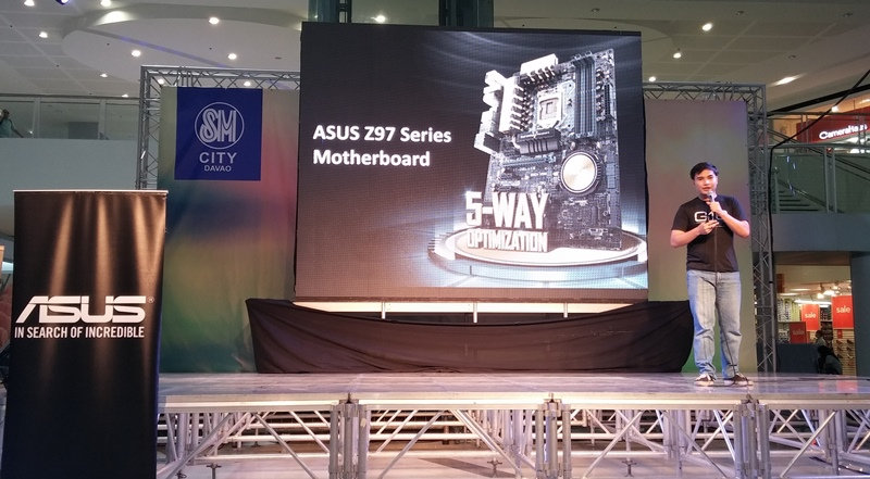 ASUS TPR Discusses ASUS Motherboards in Tech Forum