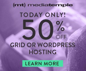 media temple cyber monday