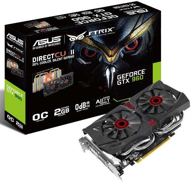 Asus STRIX GTX 960 specs price philippines