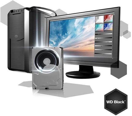 WD Black 6TB FZEX HDD-01
