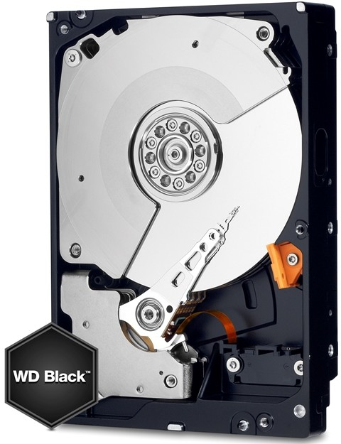 WD Black 6TB FZEX HDD-02