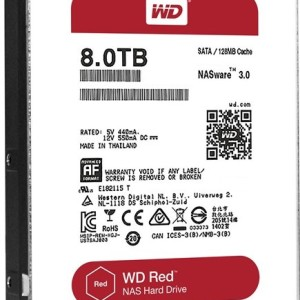 WD Red 8TB HDD